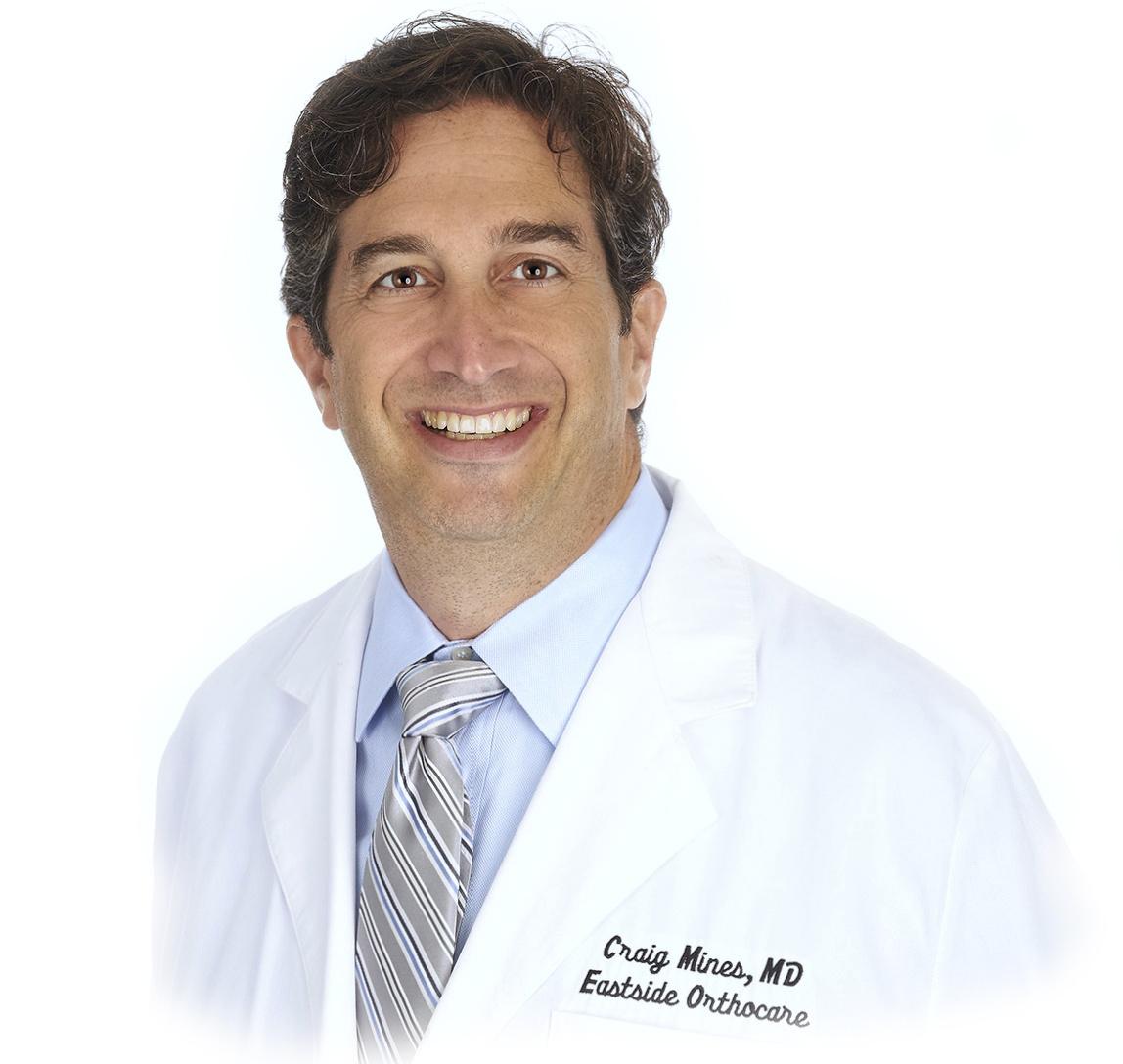 Dr. Craig Mines - Orthopedic Surgeon